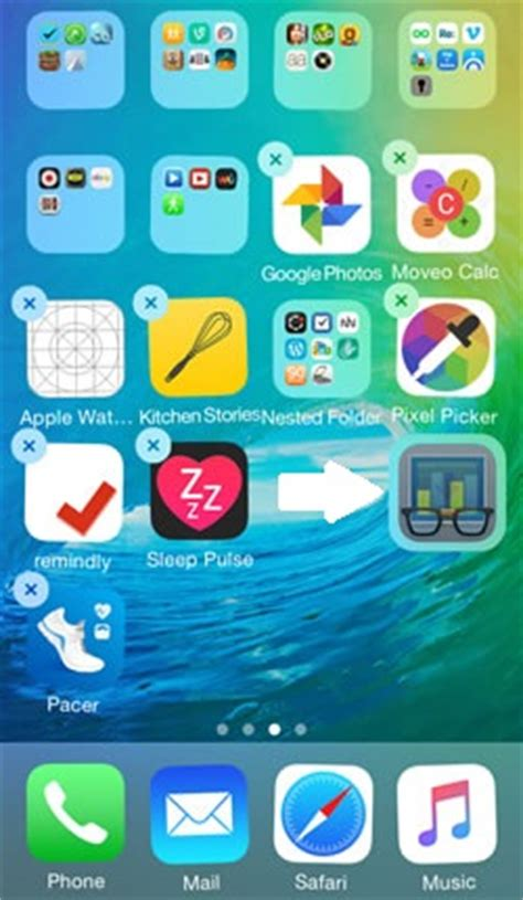 how to create a folder for apps on how to create nested app folders on your iphone