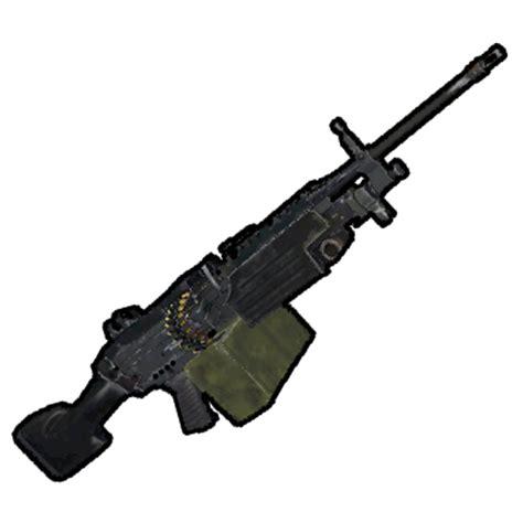 m249 rust guns damage lmg light experimental automatic type shotgun semi wiki stack pump double