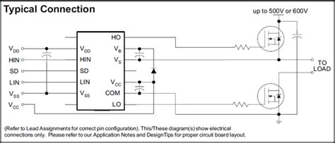Mosfet Bootstrap Capacitor Selection With