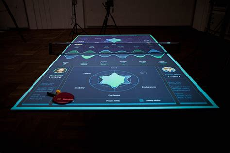 Lava L Wallpaper Animated - interactive table tennis trainer will be a smash hit