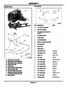 John Deere Omgx10742 J9 Snow Blower Owners Manual