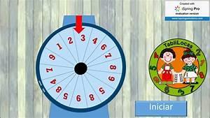 ruleta de los numeros