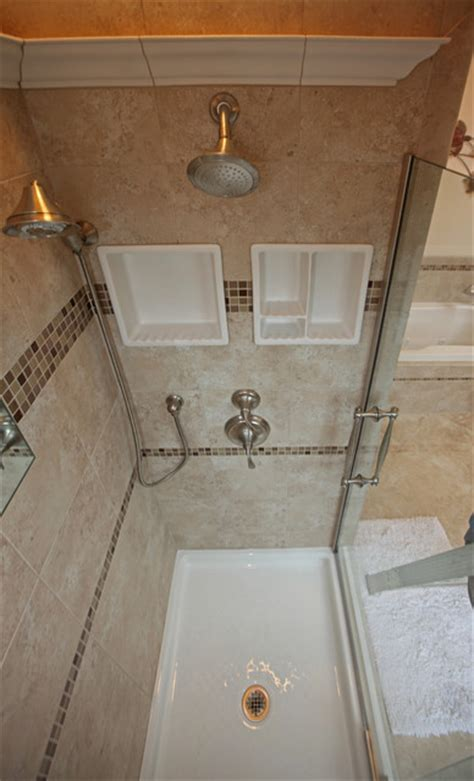 ideas for bathroom remodeling a small bathroom small bathroom ideas traditional bathroom dc metro by bathroom tile shower shelves