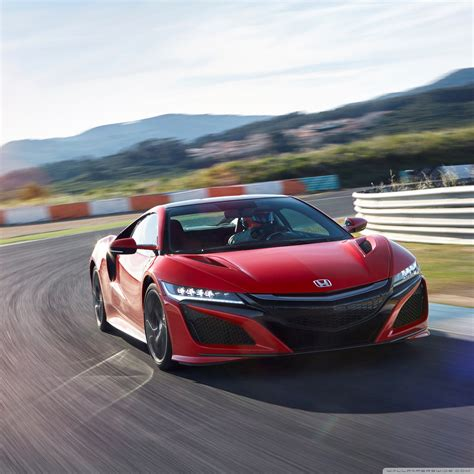 Honda Nsx 4k Hd Desktop Wallpaper For • Wide & Ultra