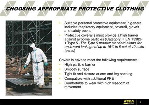 asbestos safety understanding managing asbestos