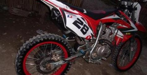 dirt bike xr 200 modified crf 2010 used philippines
