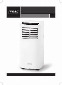 Arlec Pa0501gb Air Conditioner Instruction Manual Pdf View