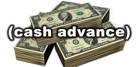 Guide To California Cash Advance
