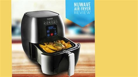 fryer air nuwave