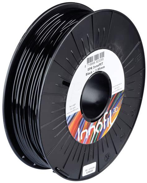 Innofil 23255 Food Grade Filament  Black  2,85 Mm At