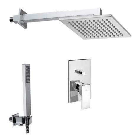 doccetta doccia set doccia paffoni level con miscelatore incasso con