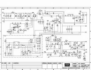Mean Well Power Supply Circuit Diagram