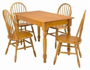 Farmhouse Leg Table Oak Factory Outlet Furniture Store