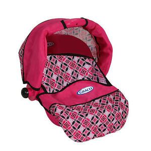 carseat canopy babies r us graco baby doll car seat with canopy ebay