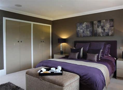 chambre prune et taupe decoration chambre taupe et prune chaios com