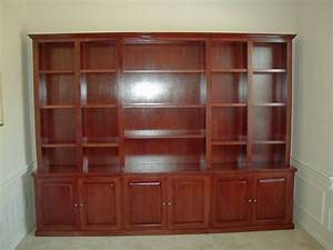 BOOKCASES – Fiorenza Custom Woodworking