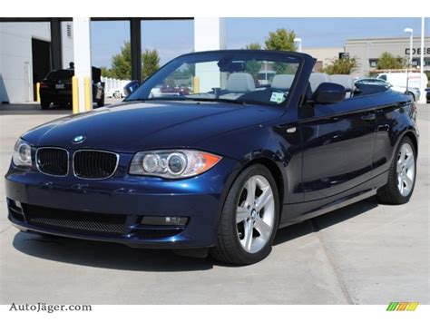 2010 Bmw 128i by 2010 Bmw 1 Series 128i Convertible In Sea Blue