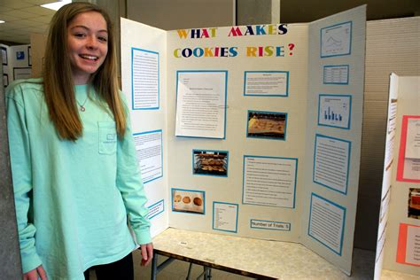 Junior High School Science Fair Spotlights Scientific