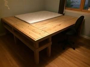 Schreibtisch Selbst Bauen : schreibtisch selber bauen eine tolle idee aus regalen ~ A.2002-acura-tl-radio.info Haus und Dekorationen
