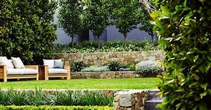 mosman landscape design outdoor establishments With amenager un jardin en pente 4 allees exterieures comment les amenager travaux