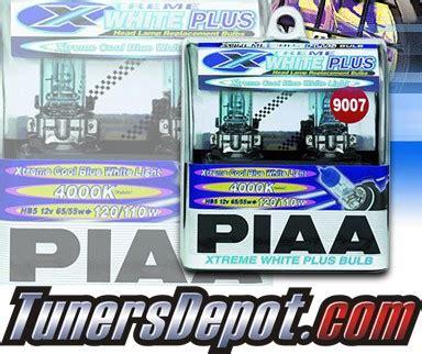 Piaa Xtreme White Plus Headlight Bulbs Chevy