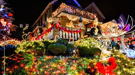 christmas york nyc displays decorations brooklyn neighborhood shutterstock open navidad lights natale which ny towns every state holidays holiday natal