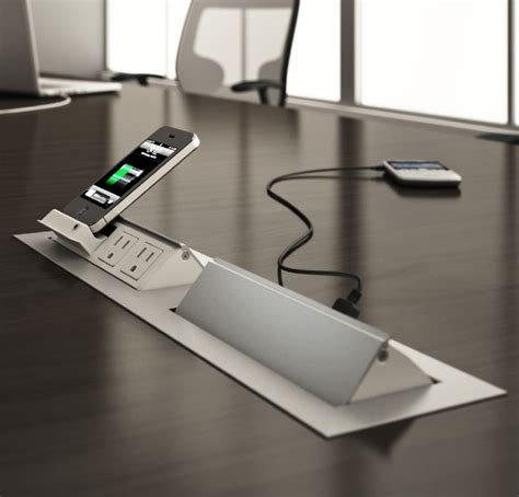 desk outlets power and data integrated power data modules enhance your
