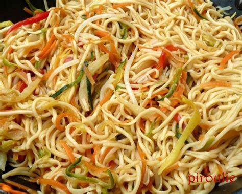 cuisiner les nouilles chinoises 17 meilleures idées à propos de nouilles vietnamiennes sur
