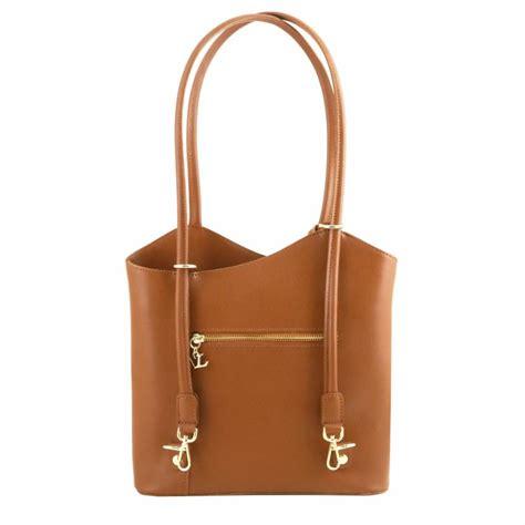 resto bureau sac à dos transformable sac bandoulière femme tuscany