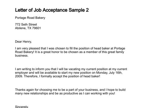 job offer acceptance letter exle icover org uk job acceptance letter exle tire driveeasy co