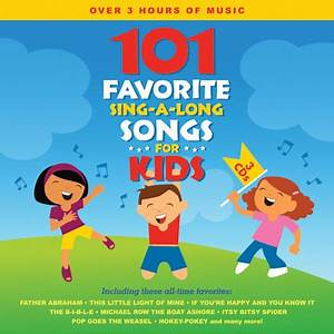 25 FAVORITE SING-A-LONG HYMNS FOR KIDS - Green Hill ...