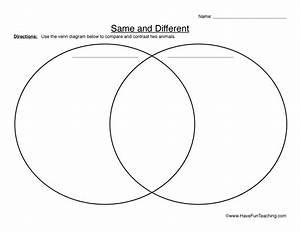 Comparing Animals Venn Diagram Worksheet  U2022 Have Fun Teaching