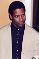 Denzel Washington at the ShoWest Festival in 1995   Young ...