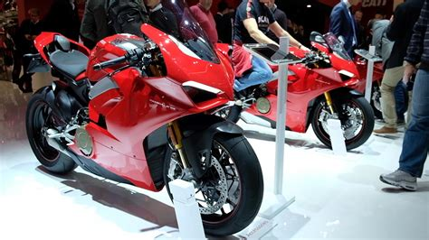 Ducati Panigale V4 Special Edition by 2018 Ducati Panigale V4 Price Revealed From 22 590