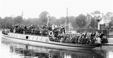 Boat Transport Montreal by George Stephensons Locomotion 1 Inventions