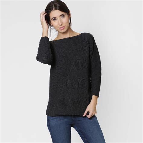 Boat Neck Raglan Sweater Pattern by Six Ten Cotton Boatneck Sweater