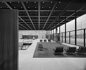 Mies Van Der Rohe Baltimore : new national gallery architectuul ~ Markanthonyermac.com Haus und Dekorationen