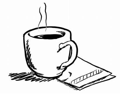 Coffee Drawing Mug Cup Cafe Drinking Beer