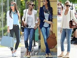 Casual blazers styling ideas u2013 Just Trendy Girls