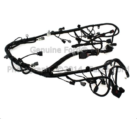 2005 Ford 5 4 Engine Wire Harnes Diagram by New Oem Engine Wiring Harness 2007 Ford F150 Lincoln