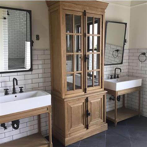 modern farmhouse bathroom ideas  pinterest modern farm style bathrooms farmhouse