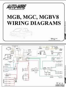 Mgb Wiring Diagrams  U2013 My Mgb  Info  U2013 Mods And Maintainance