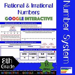 Rational  U0026 Irrational Numbers Using Google Slides
