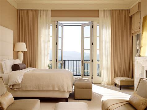curtain ideas  bedroom  modern style