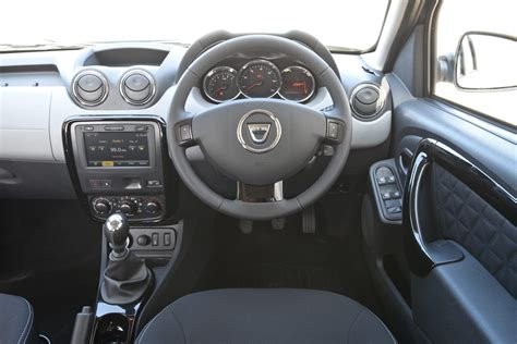 renault duster 2015 interior 2015 dacia duster facelift for uk market unveiled
