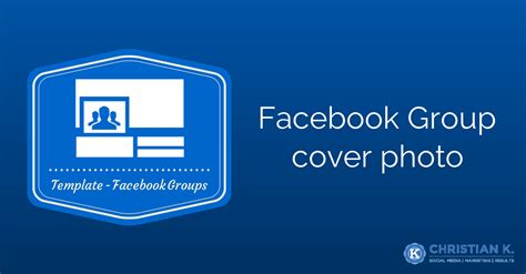 Facebook Group cover photo template: Creating the perfect ...