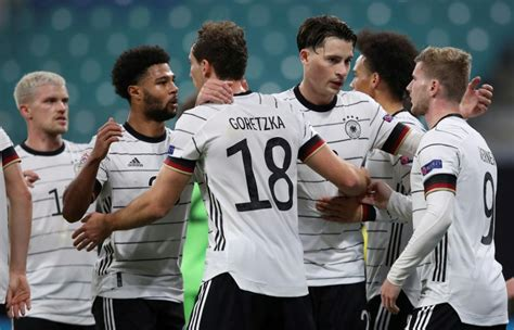 France, Germany Shine In Nations League As Ramos Endures ...