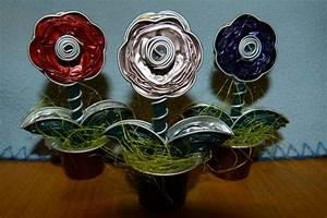 Nespresso Kapseln Recycling : blumen muttertag basteln recycling blumengru upcycling idee aus alt mach neu ~ Orissabook.com Haus und Dekorationen