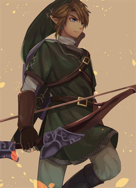 Twilight Princess Link Zelda Twilight Princess