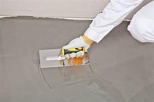 Fußboden Ausgleichen Mit Osb Platten : anleitung boden mit ausgleichsmasse ausgleichen ~ Articles-book.com Haus und Dekorationen